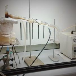 Pyrolisis Lab